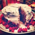 ROUND 6 - S'MORE CAKE