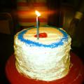 ROUND 18 - BLUE VELVET CAKE